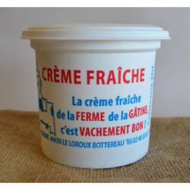 Crème Crue Gâtine - 250g