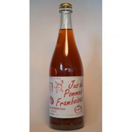 Jus De Pomme Framboise - 75cl