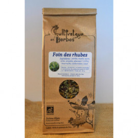 Infusion Foin Des Rhubes - 40g